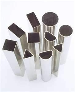 Aluminum tube and pipe